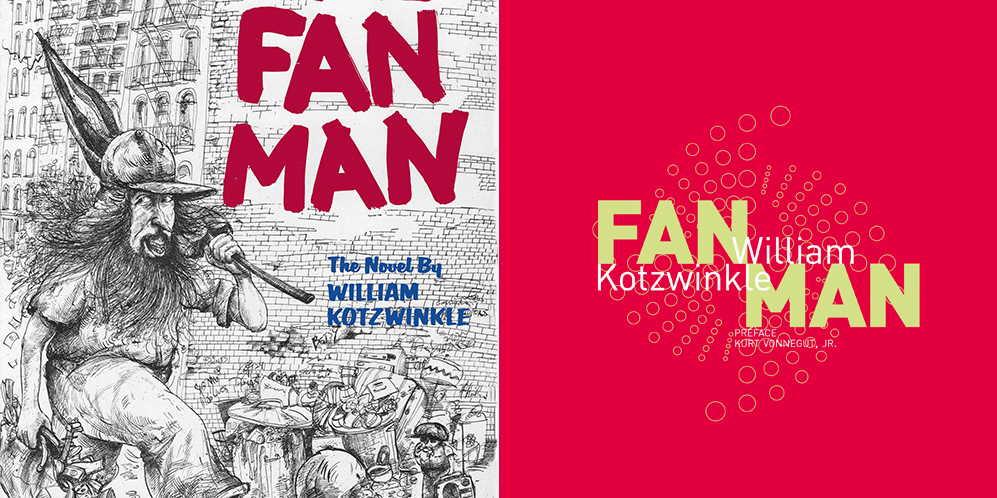 Fan man, William Kotzwinkle, Cambourakis - bandeau