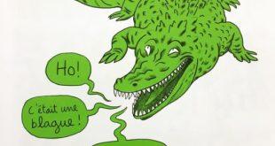 Thomas Mathieu les crocodiles