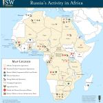 The Kremlin S Inroads After The Africa Summit Institute For The Study Of War
