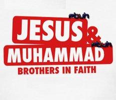 8 Jesus Muhammad