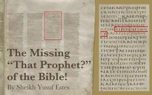 9 That prophet