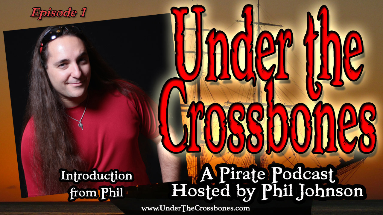 Phil Johnson - Host of Under The Crossbones