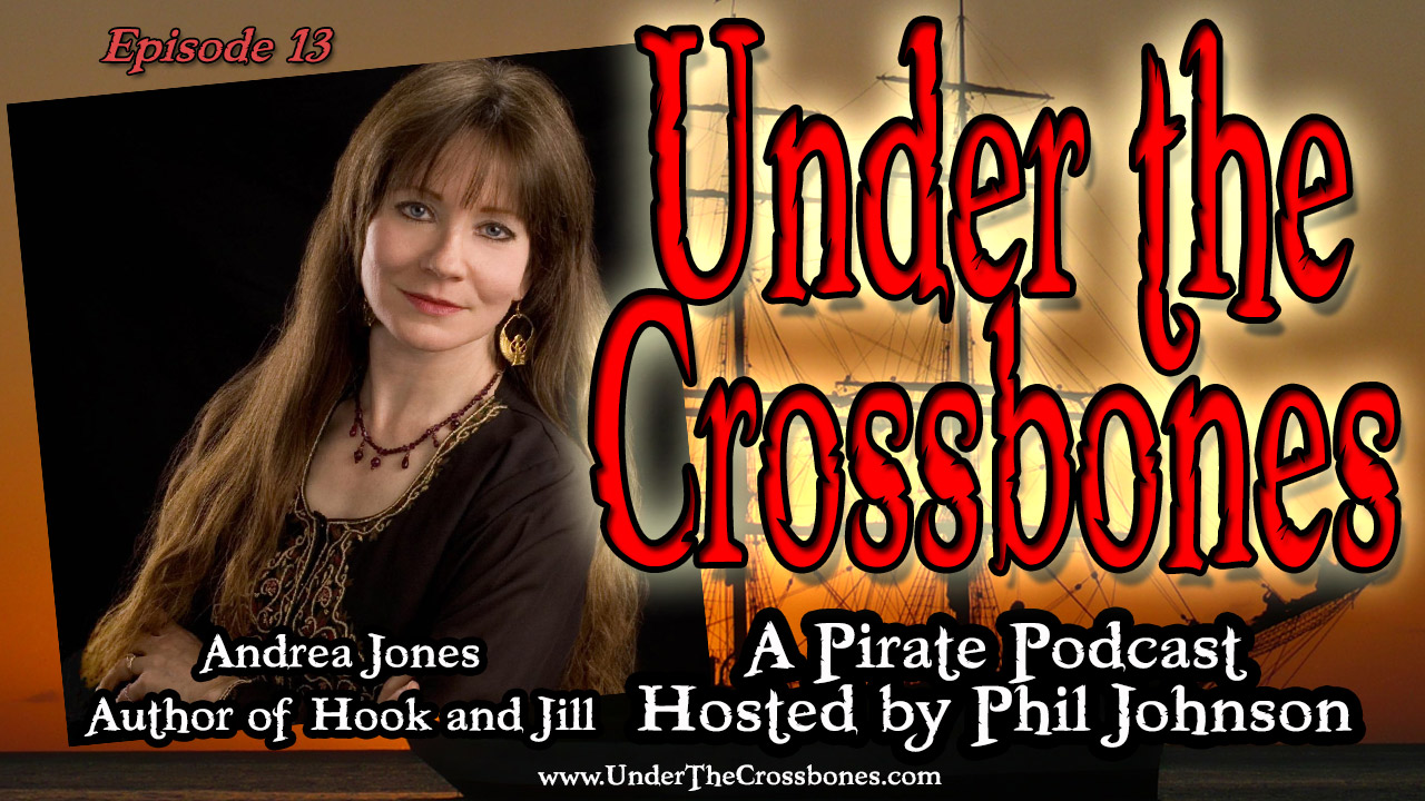 Andrea Jones, Author of Hook and Jill