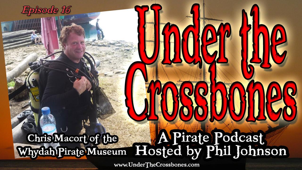 Chris Macort Whydah Pirate Museum