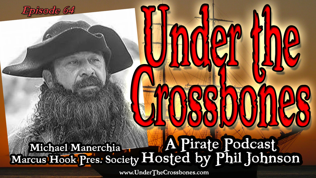 Michael Manerchia of Marcus Hook Preservation Society