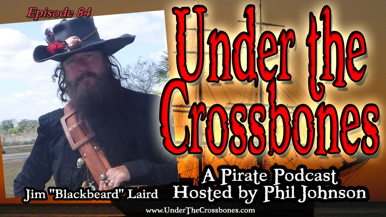 Jim Blackbeard Laird