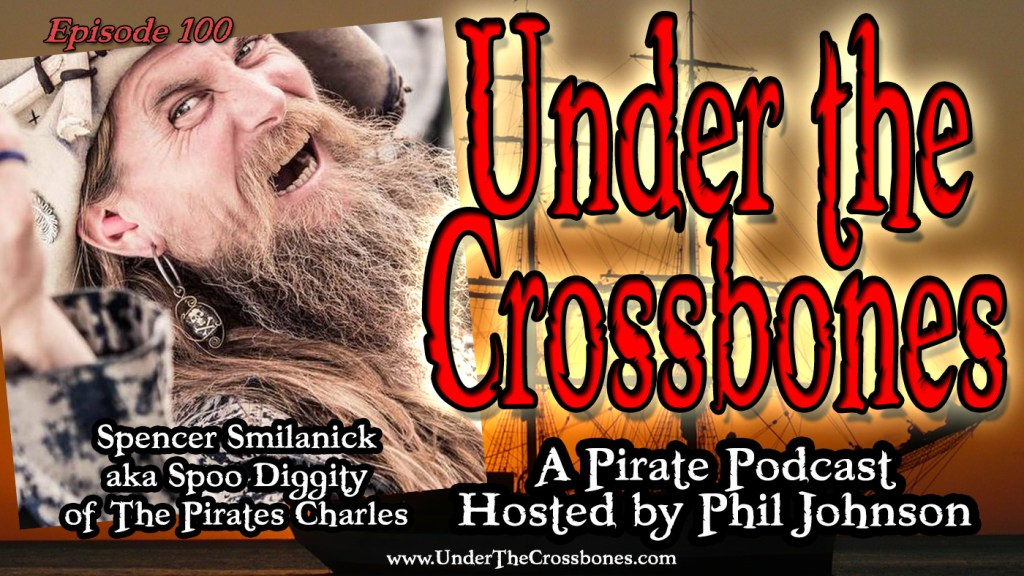 Spencer Smilanick aka Spoo Diggity of The Pirates Charles