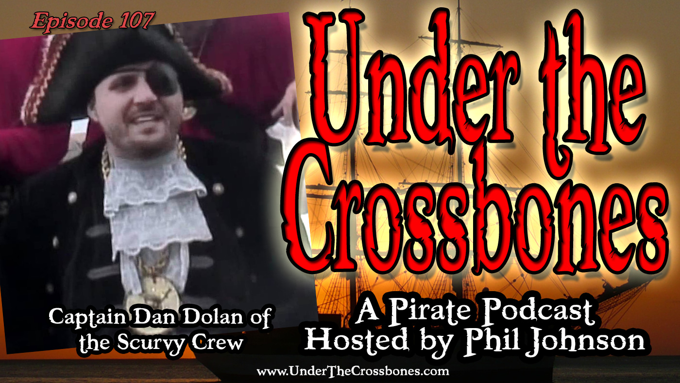 Captain Dan Dolan of the Scurvy Crew