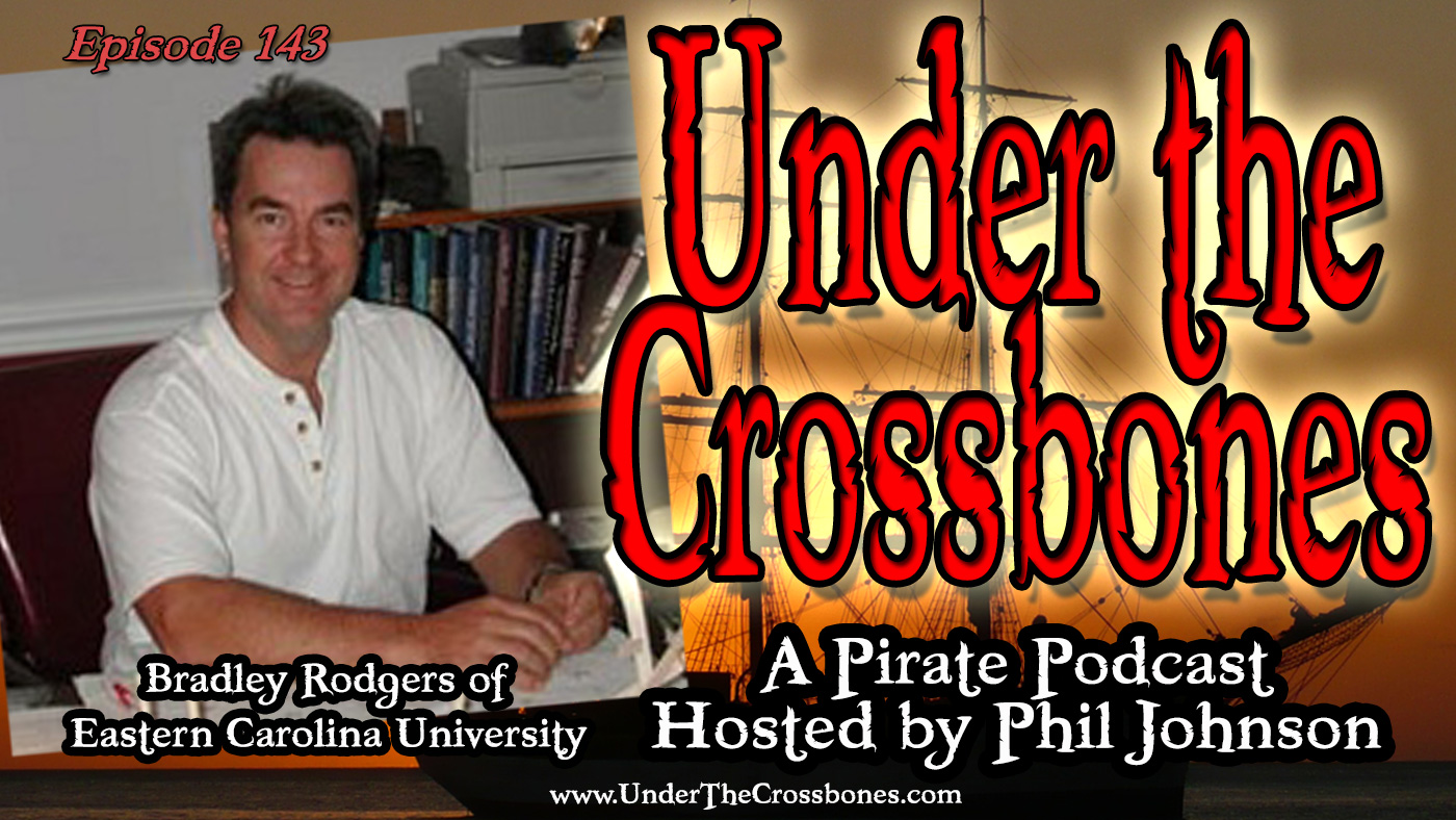 Bradley Rogers Bermuda Shipwreck Easter Carolina University