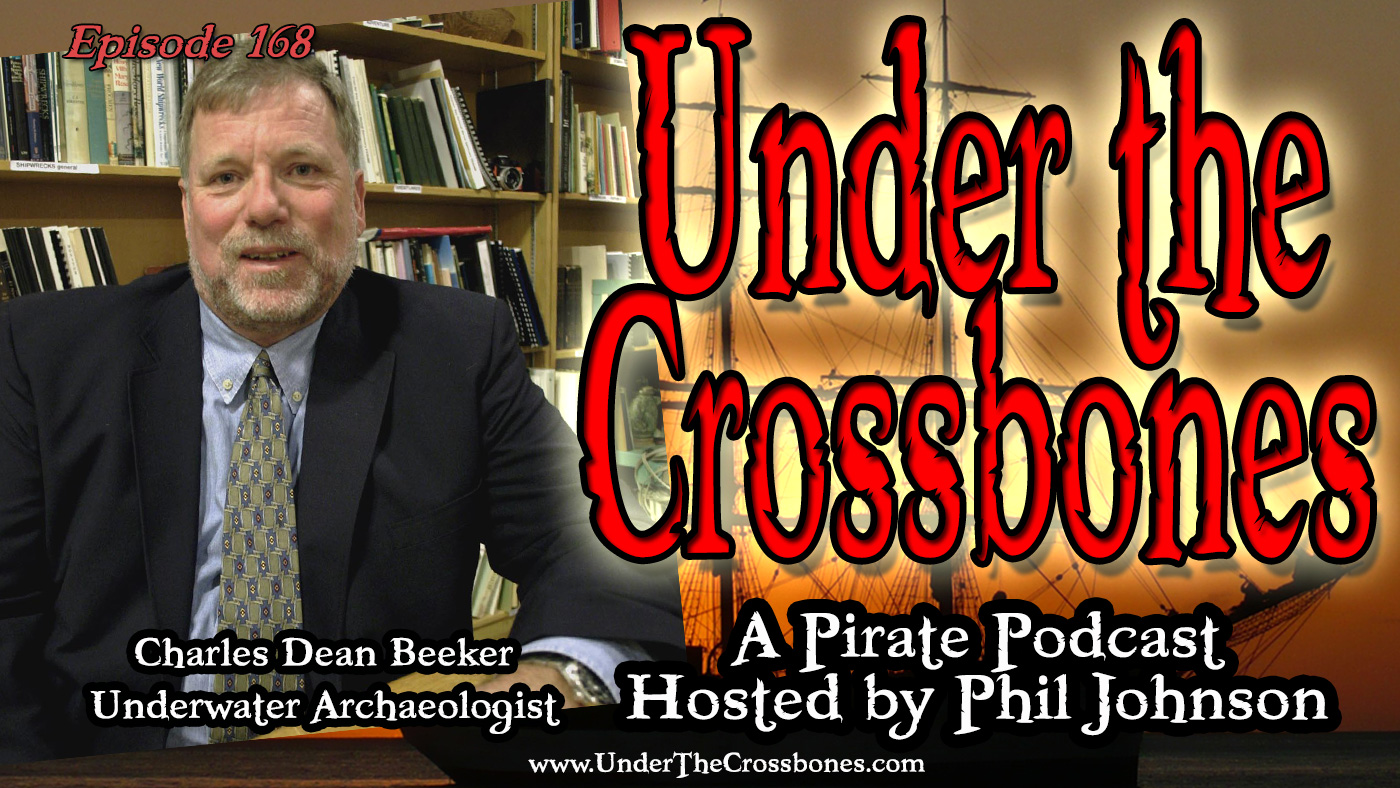 Charles Dean Beeker Underwater Archaeologist and Shipwreck Conservationist