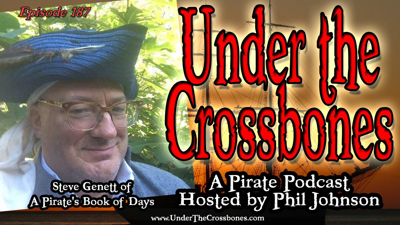 Steve Genett Pirate's Book of Days