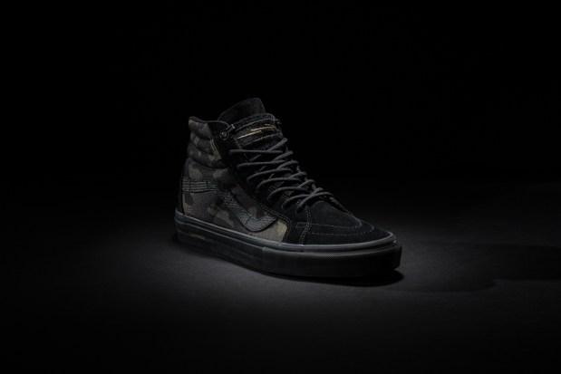 0df0baa31e Vans Skate x DEFCON – Sk8-Hi Notchback Pro MULTICAM Black (11.10.18)