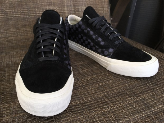 "768d5c3e5d Vans x Offspring – Old Skool 36 Reissue ""Pony Hair"" (UTP Review ..."