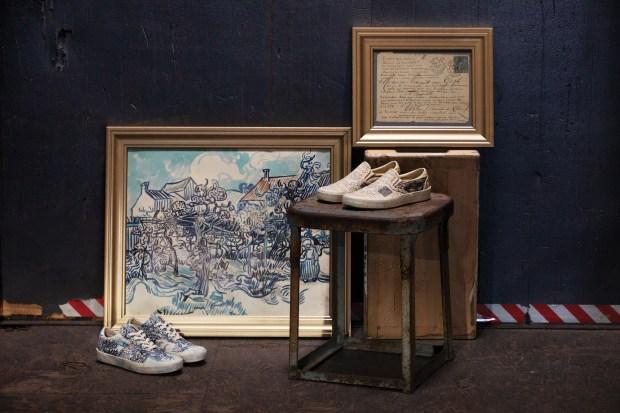 "79d5177983 FA18 Classics VanGogh OldVineyard Letters 0235.  FA18 Classics VanGogh OldVineyard Letters 0235. Words via Vans  ""Vans and  the Van Gogh Museum ..."
