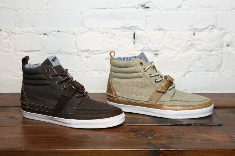 bfa0f0b2a2 Vans Vault x Horween Leather – Sk8-Hi Boat Strap LX (available now!)