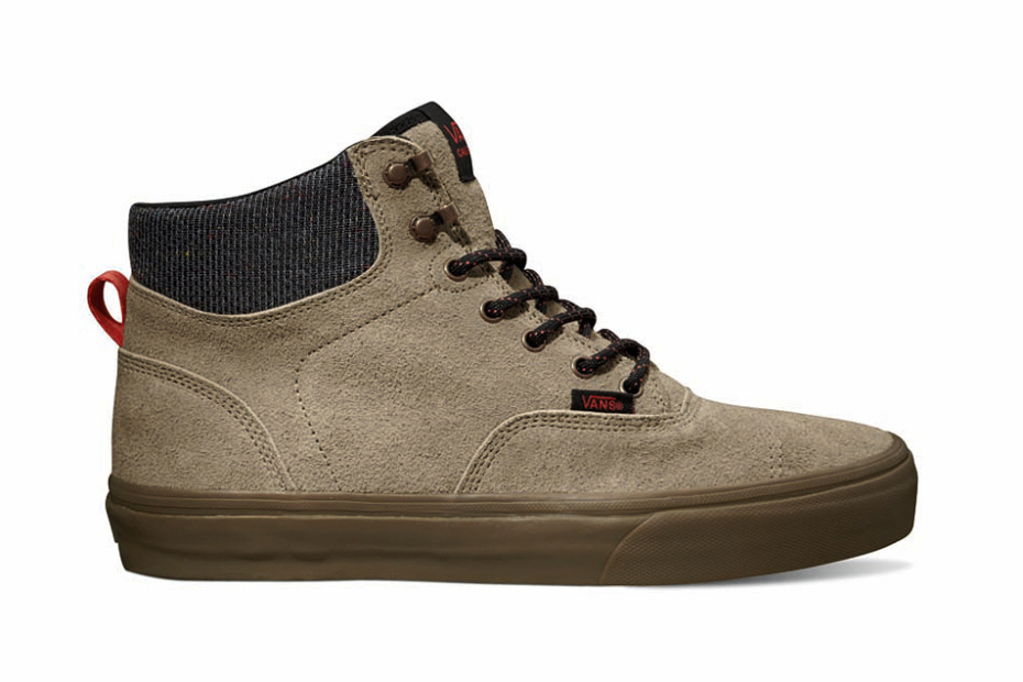 57d3391fbe Vans California – Hiker 106 Era Hi CA (Fall 2013)