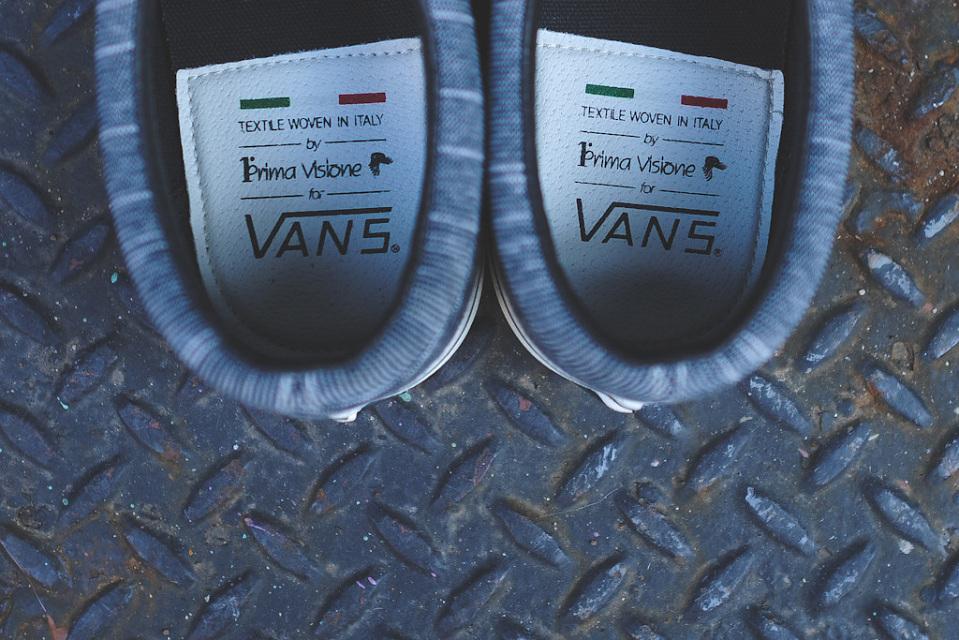 befad5ee84 Vans Vault x Prima Visione – Era LX (Spring 2014)