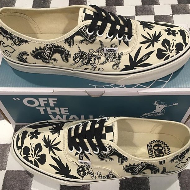 """Vans """"50th Anniversary"""" Authentic Made Exclusively For"""