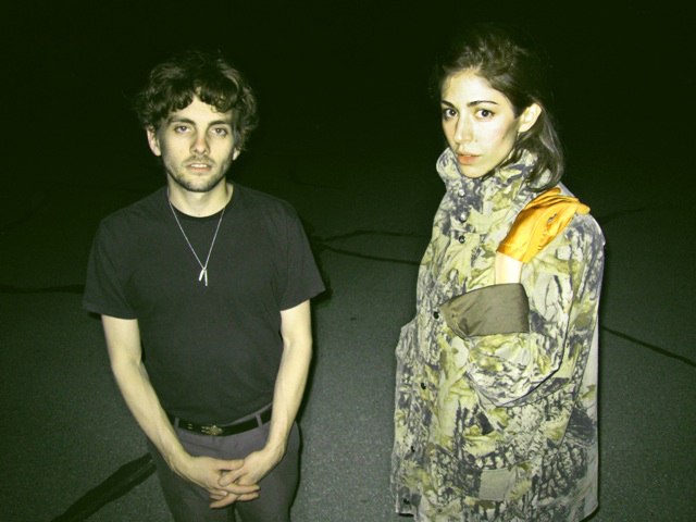 Chairlift Announce New Album Something Under The