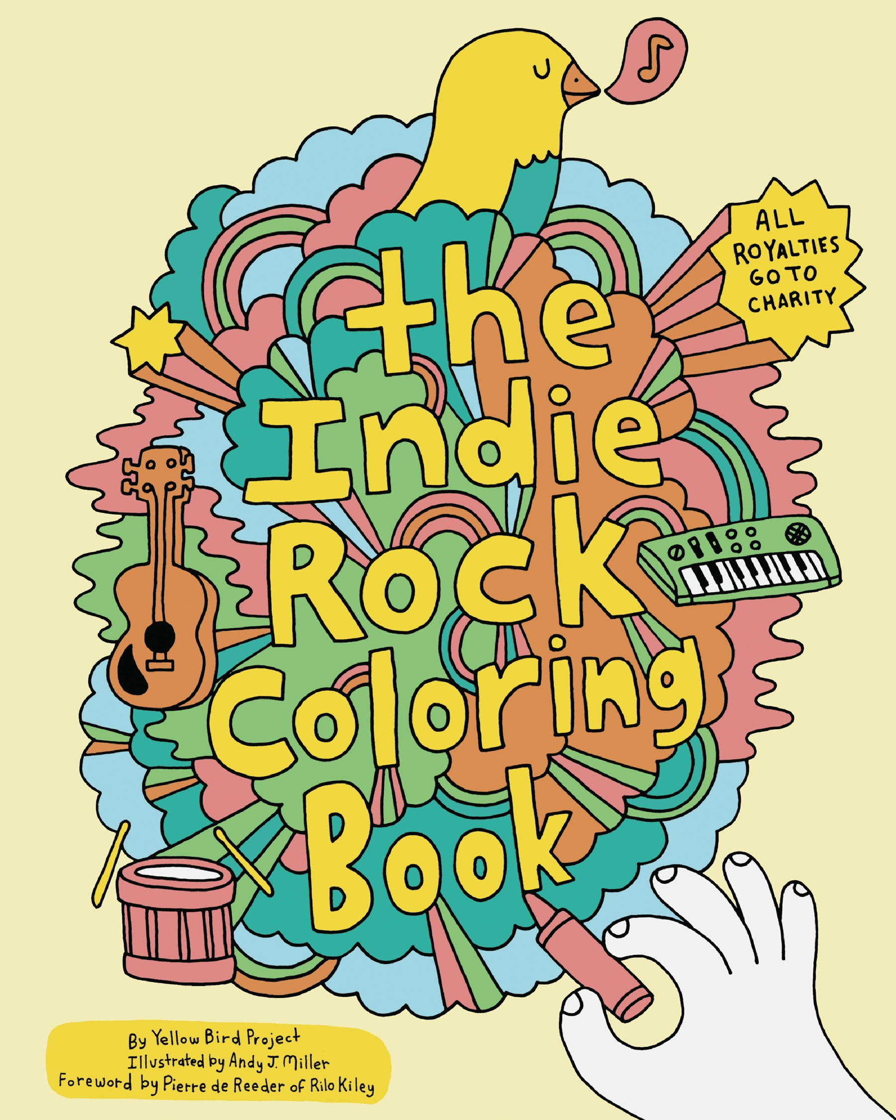 The Inrock Coloring Book Under The Radar