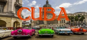 古巴经典车