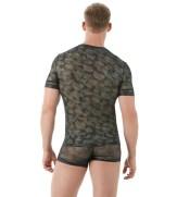 Gregg Homme Camo T-Shirt Back
