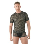 Gregg Homme Camo T-Shirt Front