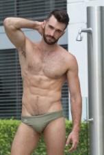 Garcon model swimwear 17
