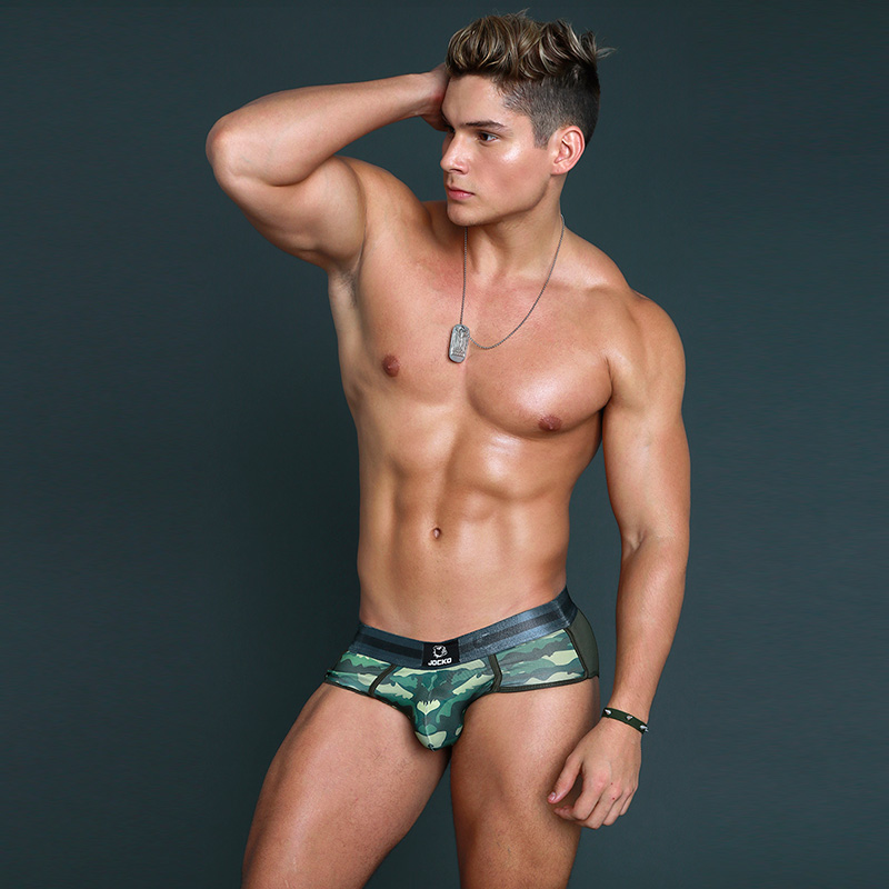 JOCKO JKH002 BRIEF MILITARY GREEN