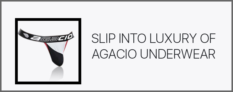 Slip into luxury of Agacio Underwear