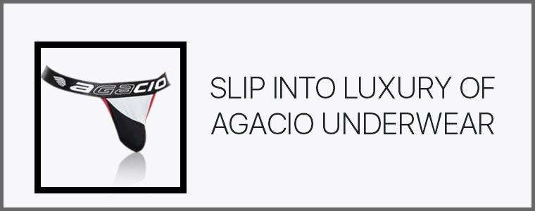 Slip into luxury of Agacio Underwear
