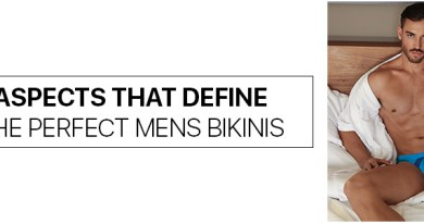 Aspects that define the perfect Mens Bikinis