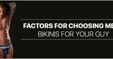 Factors for choosing Mens Bikinis for your guy