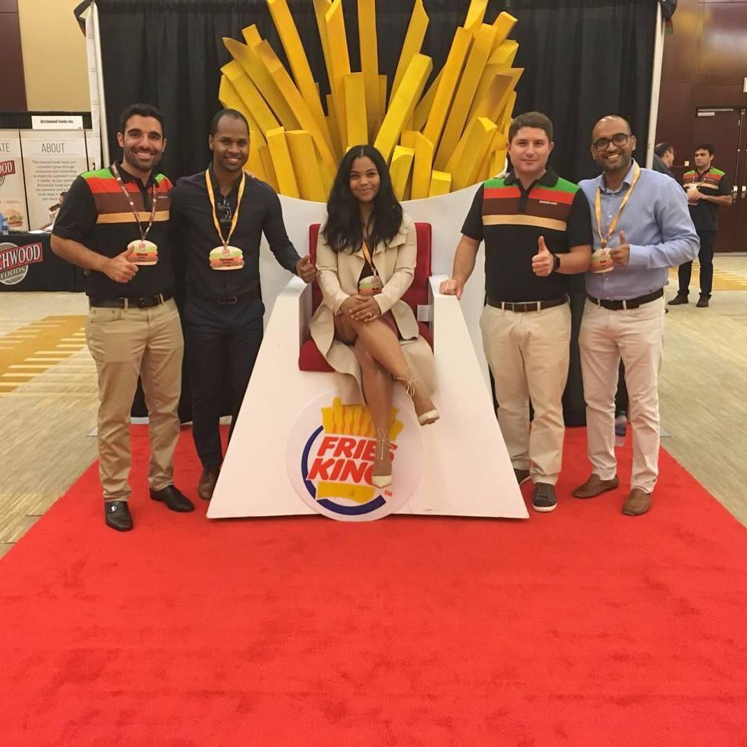 The Hut Group Acquires Illamasqua: Burger King Guyana