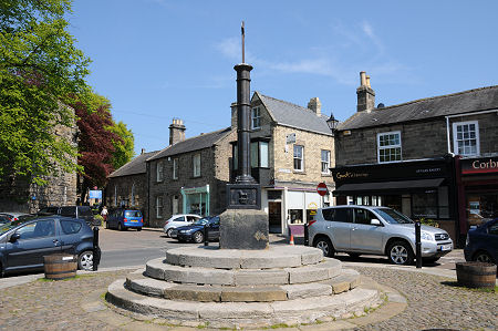 Corbridge Market Cross