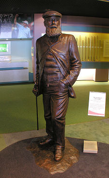 British Golf Museum Feature Page On Undiscovered Scotland