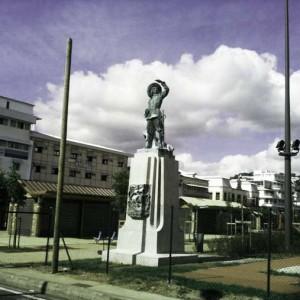 statue d'Esnanbuc