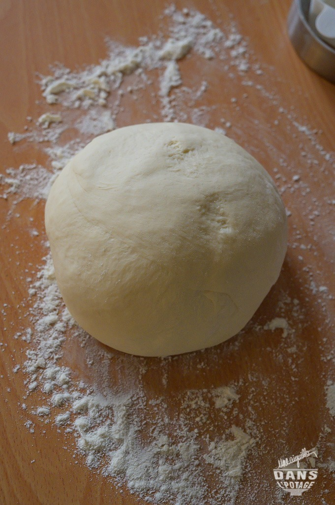 pâte à pizza du chef Simone Zanoni