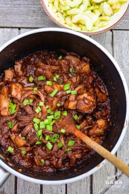 civet zourite cuisine réunionnaise