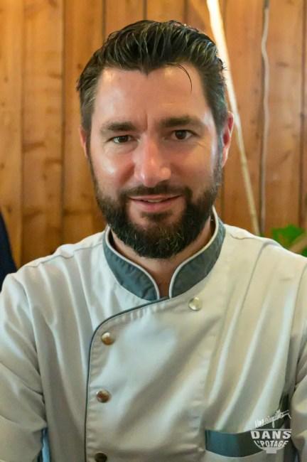 Chef Laurent Brault