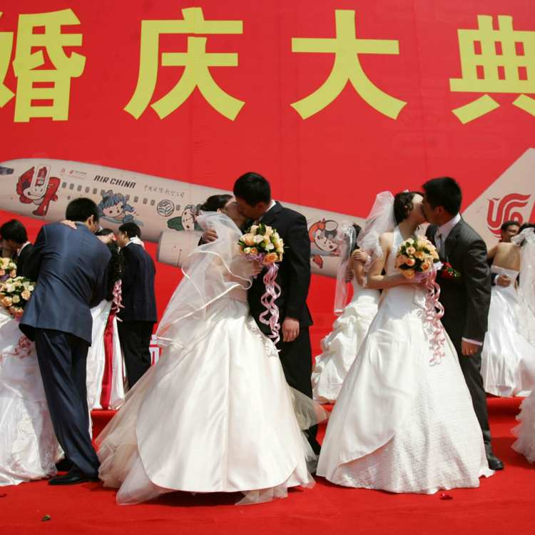 China's Campaign to Pressure Working Women into Marriage