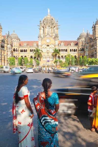 Mumbai travel ©   Travel + Leisure