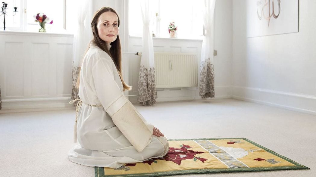 Sherin Khankah, founder of Mariam Moskeen © | Linda Kastrup/Berlingski
