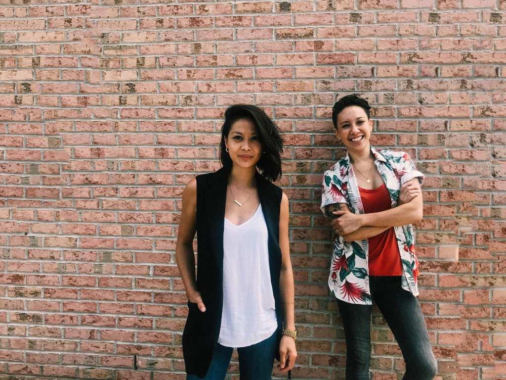 Jill and Resa © | Neal Santos