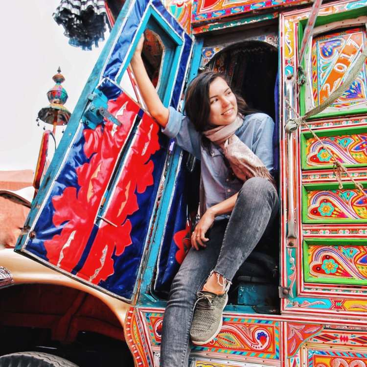 The Polish Travel Vlogger Promoting Tourism to Pakistan