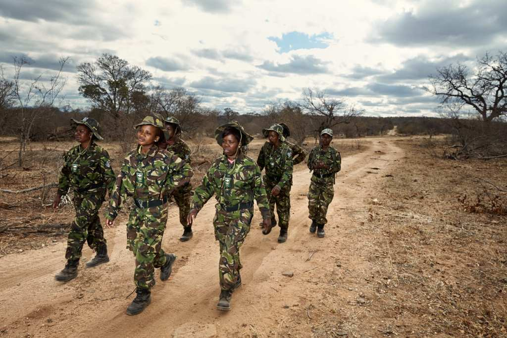 Black Mamba Anti Poaching Unit © | Black Mambas APU