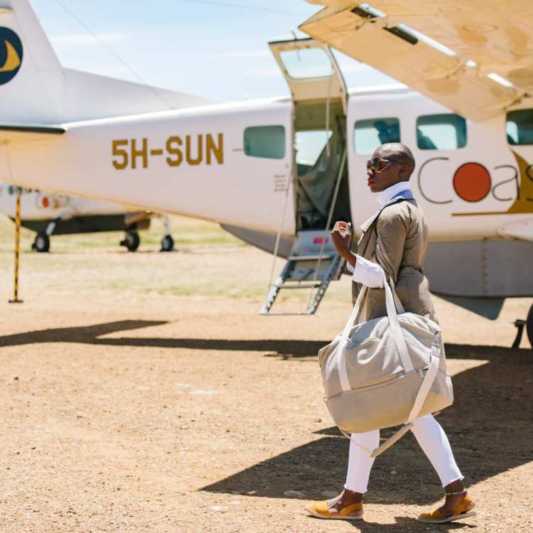 Jessica Nabongo's Mission to Visit Every Sovereign State on Earth