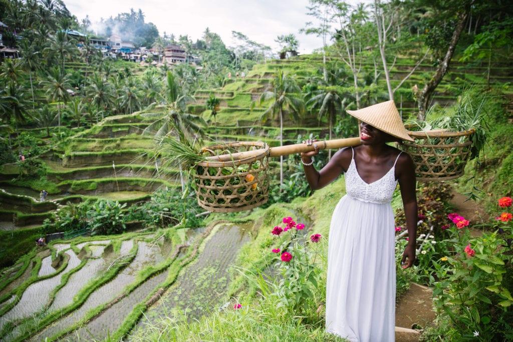Jessica Nabongo Ubud, Bali | © Elton Anderson