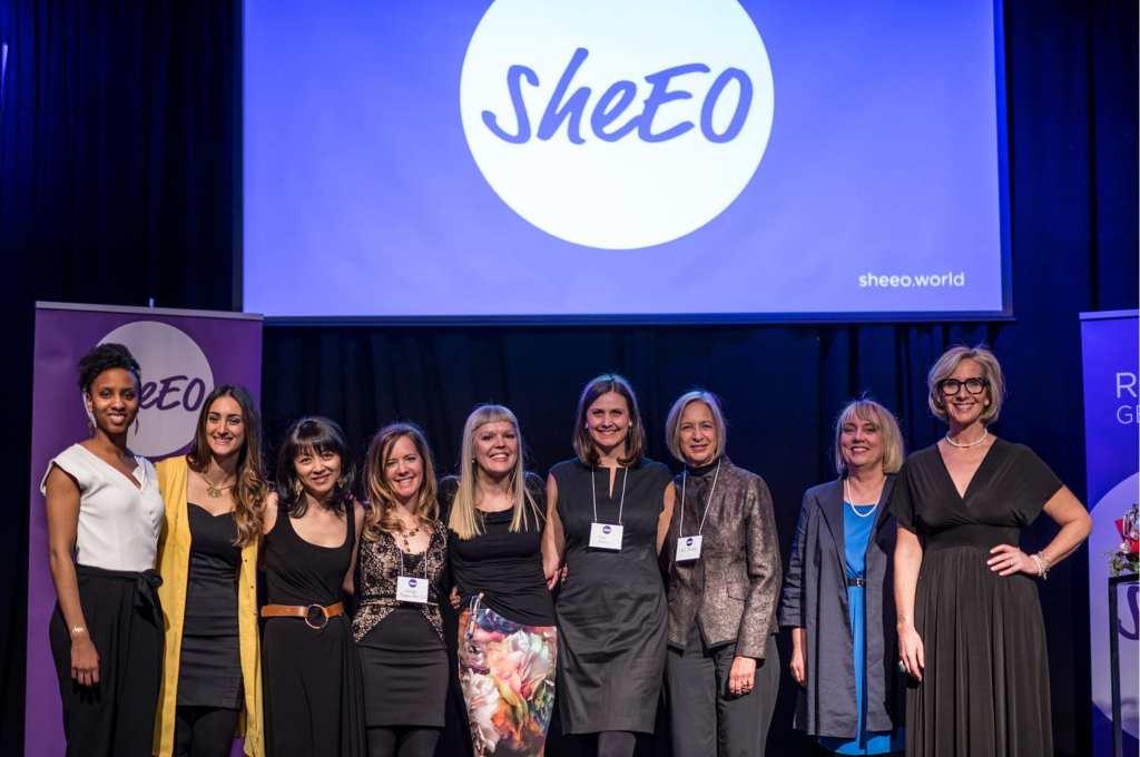 The women of SHEEO.WORLD | © Lunagals