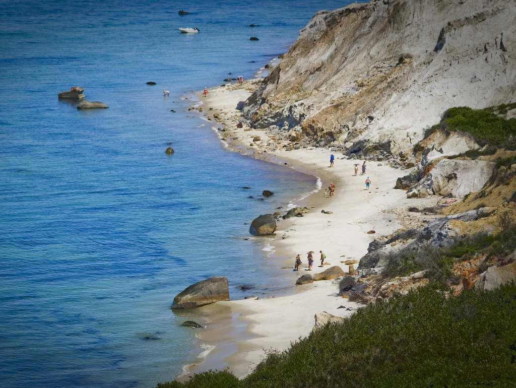 Aquinnah Beach, Martha's Vineyard | © Bob P. B./Flickr